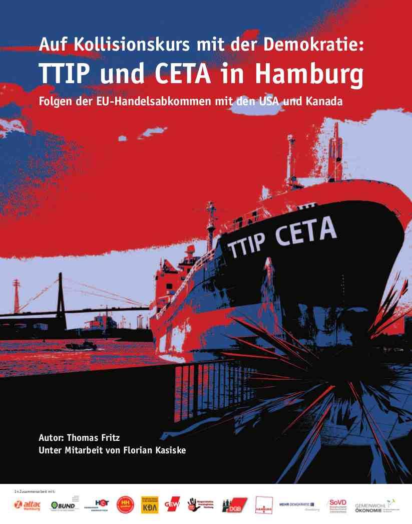 Cover Campact Broschuere Freihandelsabkommen Hamburg